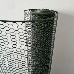 HDPE rigid Farm Hexagonal Mesh