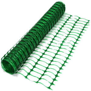 Durable Green Outdoor Safety Fence