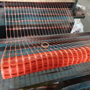 Chinese Supplier Plastic Safety Fence for Construction Sites