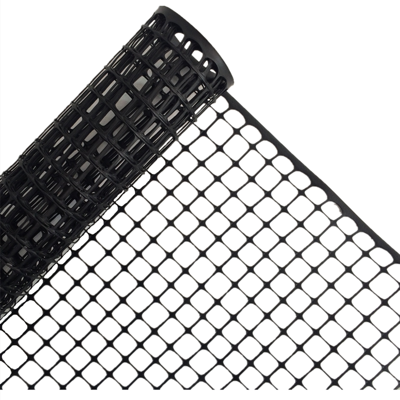 PE customized Garden Plastic Square Mesh