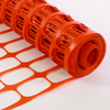 Durable Orange Outdoor Safety Fence